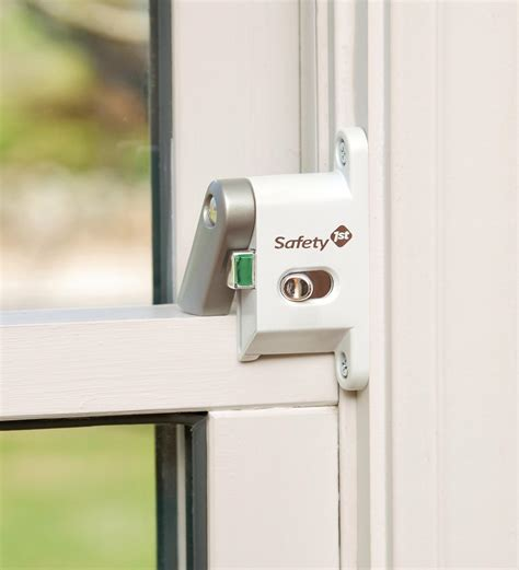 Security Locks For Windows Ideas Safety 1st Safety 1st 174 Prograde Window Lock 2pk By Oj Commerce Hs161 22 99