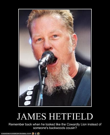 James Hetfield Meme - james hetfield quotes quotesgram
