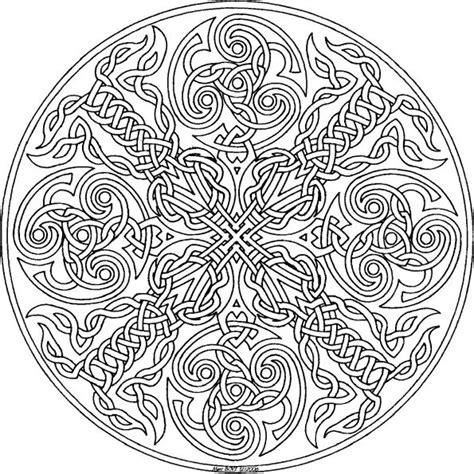 Coloriage Mandala Chat 224 Imprimer Sur Coloriages Info