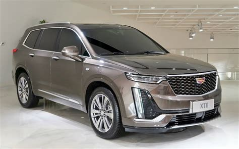 2020 Cadillac Escalade Premium Luxury by 2020 Cadillac Xt6 Presented In Canada For The Time