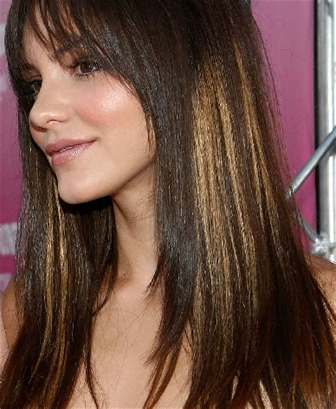 Types Of Highlights For Black Hair by Black Hair Styles Hair Highlights For Brown Hair