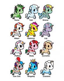 unicorno blind box mini series 4