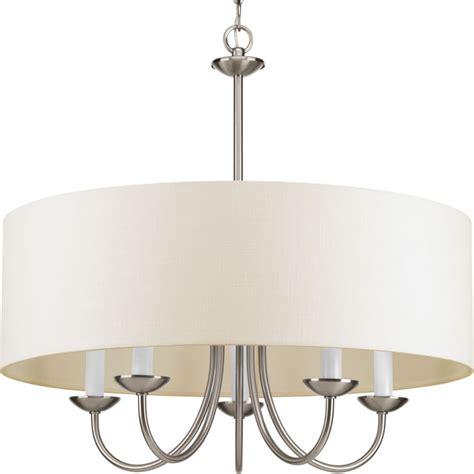 home depot canada chandeliers progress lighting 5 light brushed nickel chandelier the