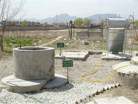 biogas plant construction manual fixed dome digester 4 to