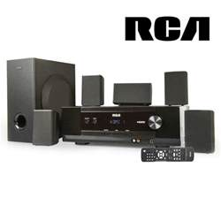 rca home theater rca 1000 watt home theater system model rt2781h