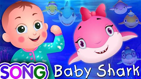 baby shark music baby shark song sing and dance animal songs for