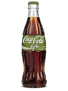 coca cola without coloring introducing green coke an exclusive taste of coca