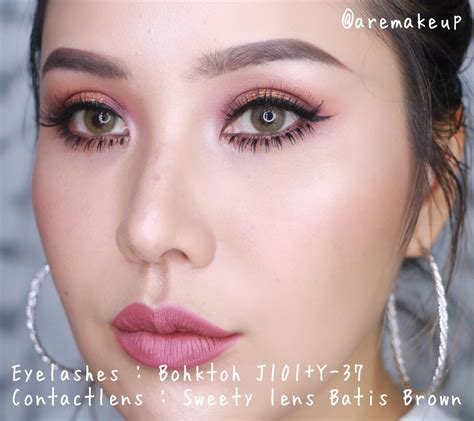 Batis Brown batis brown colored contact lenses bbbeautycontact