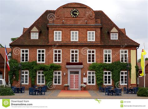 Dutch Style House Royalty Free Stock Image Image 2614246
