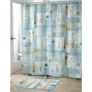 avanti blue waters shower curtain from beddingstyle