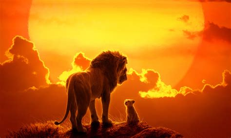 disney reveals  lion king menagerie  oscars spot