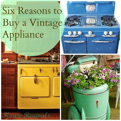 6 Reasons To Buy Fakes Arguments Against 2 by House Revivals Six Reasons To Buy A Vintage Appliance For