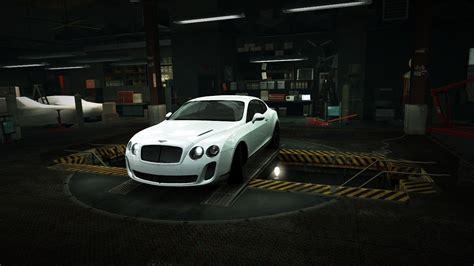 bentley garage garage bentley continental supersports coup 233 white