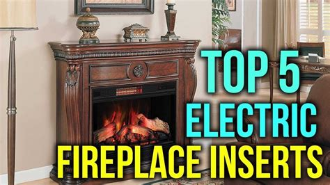 Top 5 Electric Fireplace Inserts - top 5 best electric fireplace insert in 2018 what is the