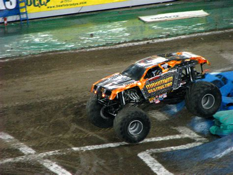 florida monster truck show monster jam raymond james stadium ta fl 040