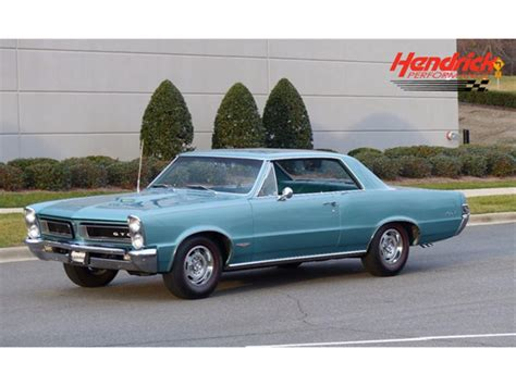 pontiac 1965 gto 1965 pontiac gto for sale 48 used cars from 4 200