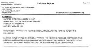 Sample of incident report letter http www americanmafia com inside