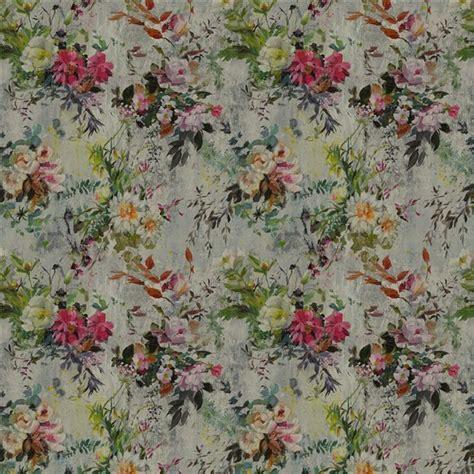 aubriet lino damson fabric designers guild
