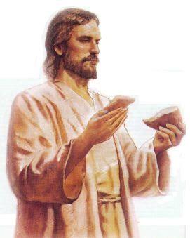 imagenes de jesucristo ayudando i am the bread of life the chi files