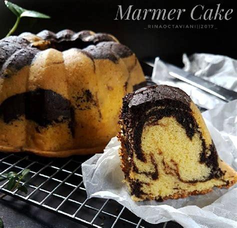 youtube membuat marmer cake resep dan cara membuat marmer cake titi rusman kumpulan