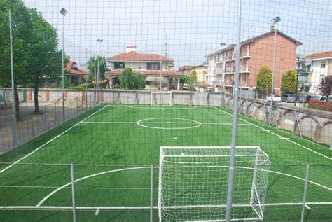 illuminazione ci da calcio co da calcio a 5 parrocchia di santena