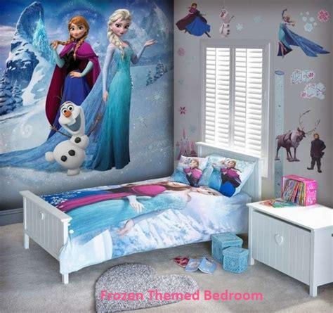 desain kamar tidur anak tema frozen dirumahkucom