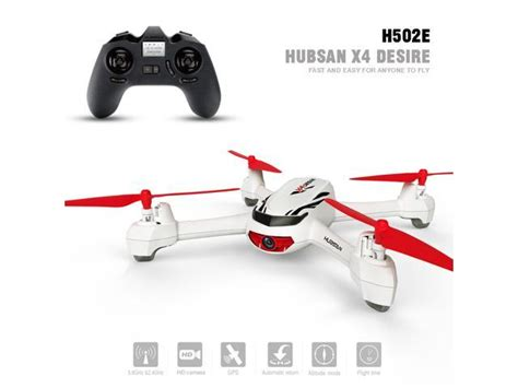 Drone Hubsan H502e hubsan h502e x4 desire drone gps altitude mode 4 channel 6 axis quadcopter with 720p hd
