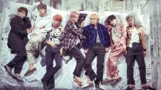BTS Korean K Pop Group Wallpaper #18024