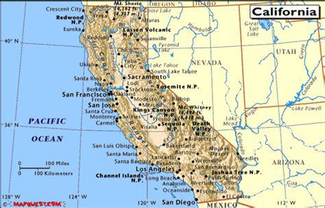 california map mapquest mapquest california