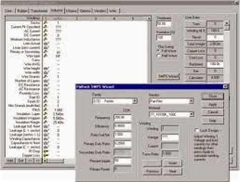 rf inductor design software inductor design software