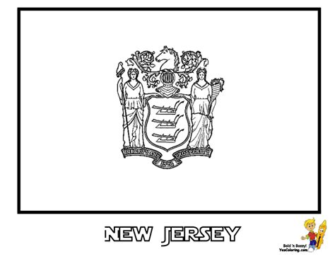 massachusetts state seal coloring page coloring pages