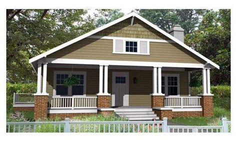 small craftsman bungalow house plans bungalow house