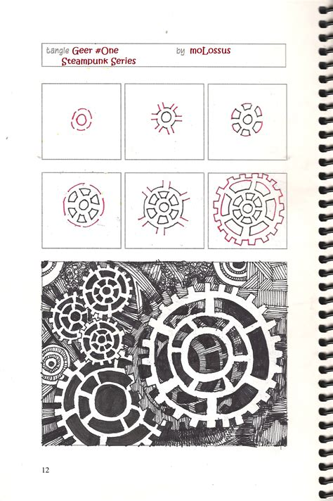 zentangle pattern blog link to tangle patterns life imitates doodles page 5