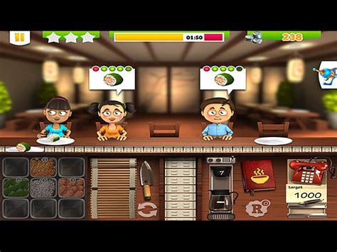 full version youda sushi chef play youda sushi chef 2 gt online games big fish