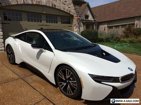 Bmw I Eight by 2015 Bmw I8 For Sale In United States