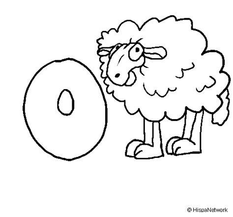 imagenes para pintar vocales desenho de ovelha para colorir colorir com