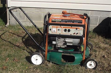 diy portable generator cart diy living gardenfork tv