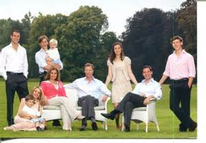 royal family collect roc luxemburg postcard royal family thanks diane