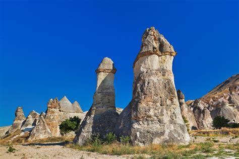 camini delle fate cappadocia turchia la cappadocia turchia