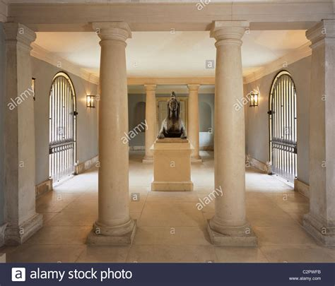 buy house chiswick chiswick house interior view of the ground floor of link building stock photo