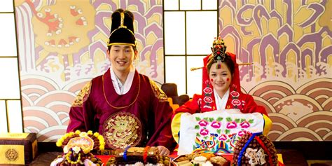 Wedding Traditions by Korean Wedding Traditions A Union Of Two Families Easyday