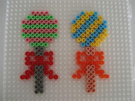 hama nz cupcake cutie lollipop hama patterns