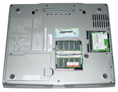 dell latitude d600: upgrading and maintenance mid sized