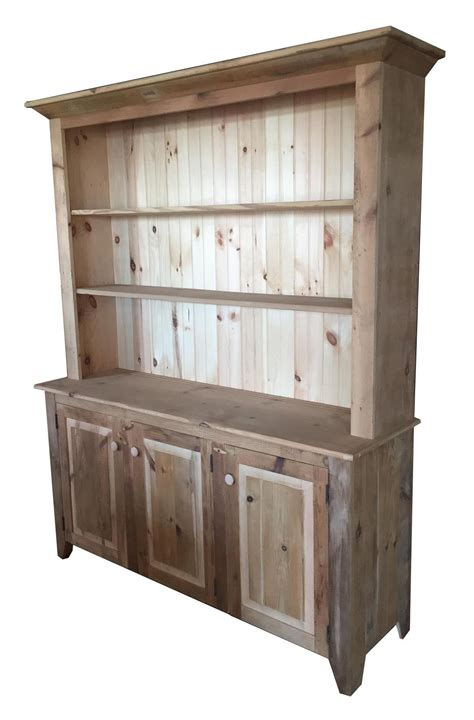 Dining Room Hutch For Sale Rustic Barn Wood Hutch