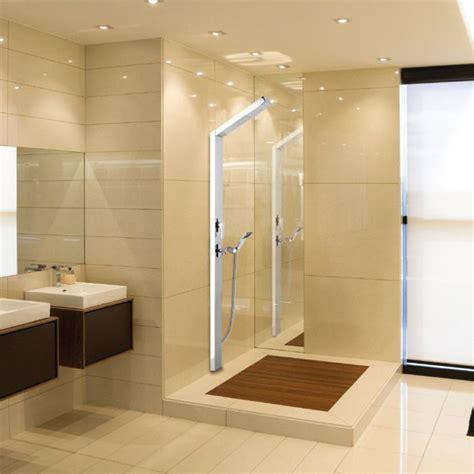 doccia a muro doccia da interno saturno fissaggio a muro bsvillage