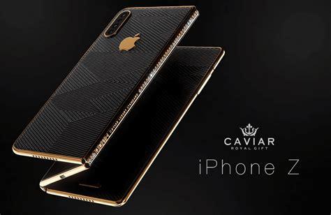 iphone  konsep ponsel lipat apple eksklusif  caviar