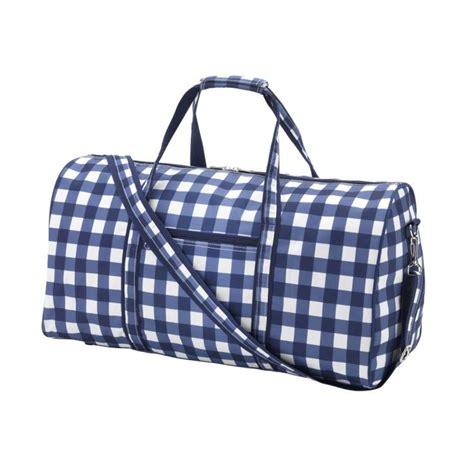 monogrammed owen duffel bag