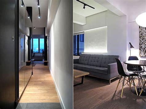 Small Home Interior Design Hong Kong Hong Kong Apartment With Space Invaders Bathroom By