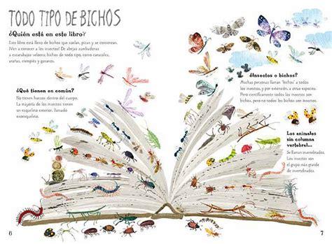 libro bichos el gran libro de los bichos libros educativos infantiles y juveniles los cuentos de bastian