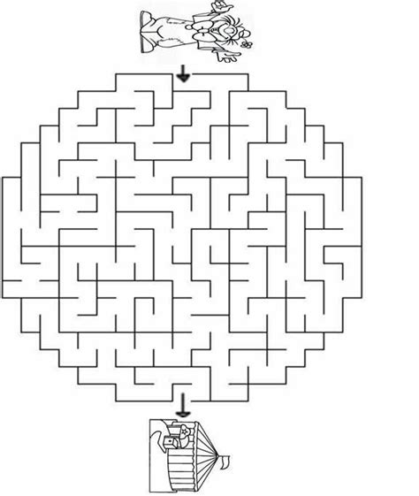 printable elementary mazes 1000 images about worksheets for elementary school on